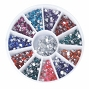 Berkeley Rhinestone Square 1440/Wheel