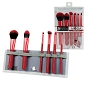 Moda Total Face Red 7 pc Set