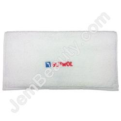 Gehwol White Cotton Towel Single